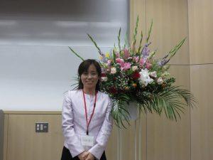 新PTA会長 石井香さん